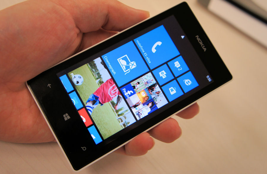 Lumia 520 Windows Phone